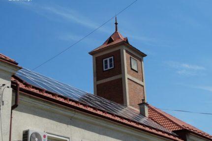 Energia ze słońca w Urzędzie Gminy Zielonki