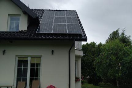Montaże instalacji fotowoltaicznych dla Gminy Zielonki