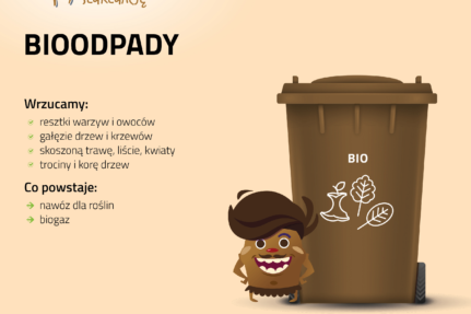 Co mam zrobić z odpadami biodegradowalnymi?