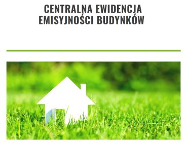Obowiązek składania deklaracji do Centralnej Ewidencji Emisyjności Budynków (CEEB)